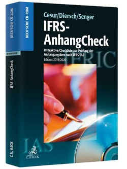 IFRS-AnhangCheck DVD Edition 2019/2020