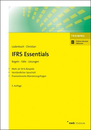 IFRS Essentials von Christian,  Dieter, Lüdenbach,  Norbert