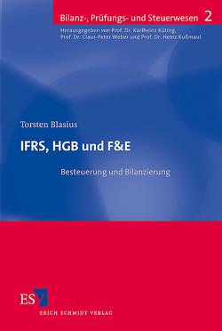 IFRS, HGB und F&E von Blasius,  Torsten