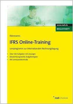 IFRS Online-Training von Kleinmanns,  Hermann