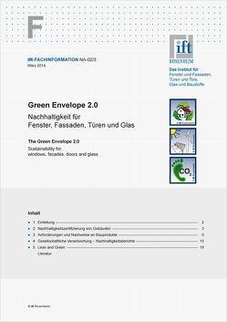 ift Fachinformation NA-02/2 von ift Rosenheim GmbH