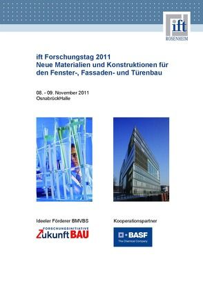 ift-Forschungstag 2011 von ift Rosenheim GmbH