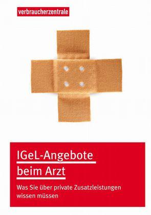 IGeL-Angebote beim Arzt von Wolf,  Tanja