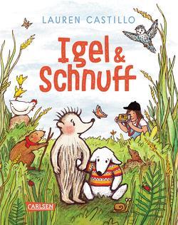 Igel und Schnuff von Castillo,  Lauren, Reinhardt,  Kirsten