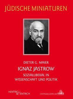 Ignaz Jastrow von Maier,  Dieter G
