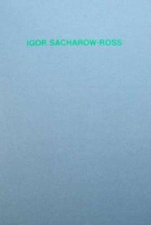 Igor Sacharow-Ross von Frank,  Peter, Hausch,  B, Keller,  Dany, Kleinstück,  Carola, Rosenow,  Rainer, Schüppenhauer,  Christel, Stepan,  P