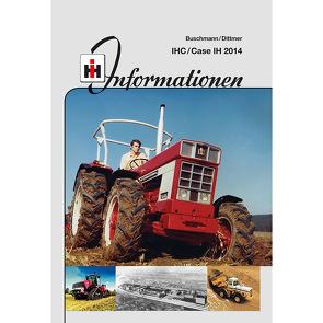 IHC Informationen 2014 von Buschmann,  Matthias, Dittmer,  Johann
