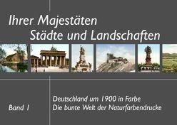 Ihrer Majestäten Städte und Landschaften von Schlott,  Christoph