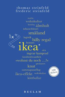Ikea. 100 Seiten von Steinfeld,  Frederic, Steinfeld,  Thomas