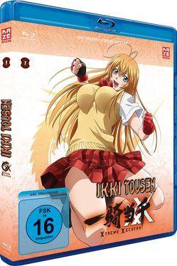 Ikki Tousen – Xtrem Xecutor – Blu-ray 1 von Watanabe,  Takashi