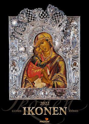 IKONEN Kalender 2022 von Dorner,  Pater Nikolaij, PHOTON Verlag