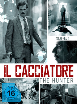 Il Cacciatore – The Hunter Staffel 1 DVD (4 DVDs) von Lodovichi,  Stefano, Marengo,  Davide
