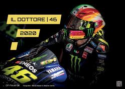 IL DOTTORE | 46 – Valentino Rossi – 2020 – Kalender – Format: DIN A3 | MotoGP