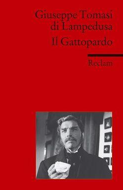 Il Gattopardo von Lampedusa,  Giuseppe Tomasi di, Marfordt,  Kerstin