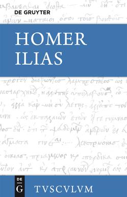 Ilias von Homer, Vogt,  Sabine