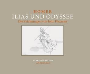 Ilias und Odyssee von Grebe,  Anja, Homer