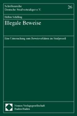 Illegale Beweise von Schilling,  Hellen