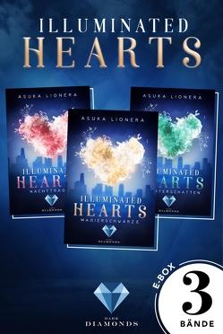 Illuminated Hearts: Alle 3 Bände der Reihe über die Magie der Herzen in einer E-Box! von Lionera,  Asuka