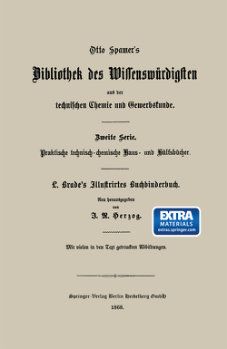 Illustrirtes Buchbinderbuch von Brade,  Ludwig, Herzog,  J. R.