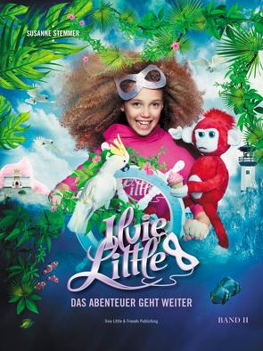 Ilvie Little – Das Abenteuer geht weiter von Stemmer,  Susanne