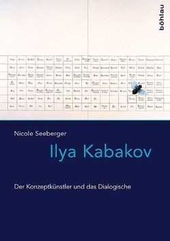 Ilya Kabakov von Seeberger,  Nicole