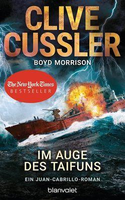 Im Auge des Taifuns von Cussler,  Clive, Kubiak,  Michael, Morrison,  Boyd