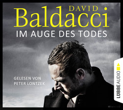 Im Auge des Todes von Baldacci,  David, Lontzek,  Peter