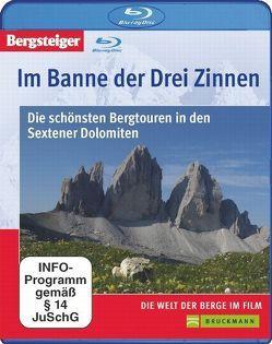 Im Banne der Drei Zinnen (Blu-ray) von Bach,  Friedrich