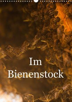 Im Bienenstock (Wandkalender 2018 DIN A3 hoch) von Bangert,  Mark