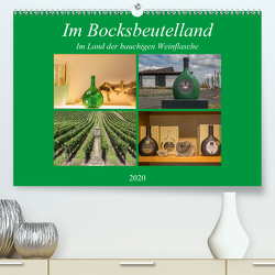 Im Bocksbeutelland (Premium, hochwertiger DIN A2 Wandkalender 2020, Kunstdruck in Hochglanz) von Will,  Hans