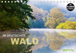 Im Deutschen Wald 2021 – ein Notizkalender (Tischkalender 2021 DIN A5 quer) von Müther,  Volker