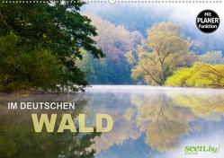 Im Deutschen Wald 2021 – ein Notizkalender (Wandkalender 2021 DIN A2 quer) von Müther,  Volker