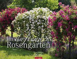 Im duftenden Rosengarten – Kalender 2019 von Nickig,  Marion, Weingarten