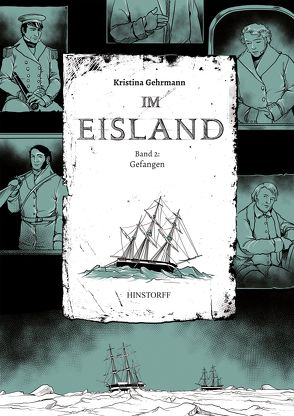 Im Eisland von Gehrmann,  Kristina