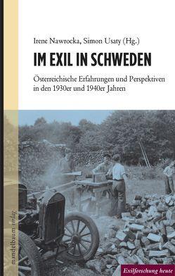 Im Exil in Schweden von Nawrocka,  Irene, Usaty,  Simon