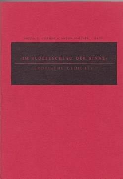 Im Flügelschlag der Sinne von Boerboom,  Peter, Leitner,  Anton G., Wallner,  Anton