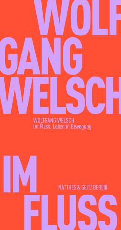 Im Fluss von Welsch,  Wolfgang