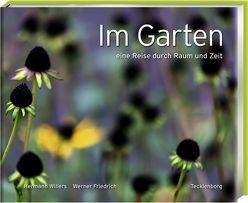 Im Garten von Friedrich,  Werner, Willers,  Hermann