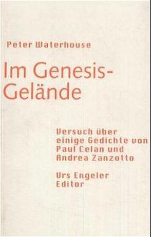 Im Genesis-Gelände von Waterhouse,  Peter
