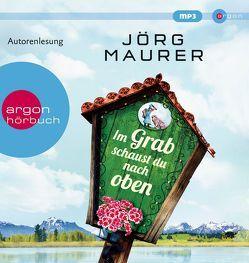 Im Grab schaust du nach oben von Maurer,  Jörg, Schreiber,  Marion