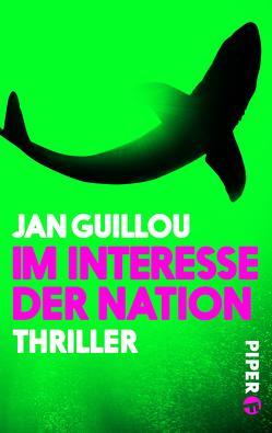 Im Interesse der Nation von Guillou,  Jan, Maass,  Hans-Joachim