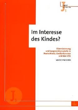 Im Interesse des Kindes? von Kostka,  Kerima