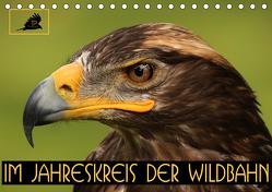 Im Jahreskreis der Wildbahn (Tischkalender 2020 DIN A5 quer) von Stamm,  Dirk