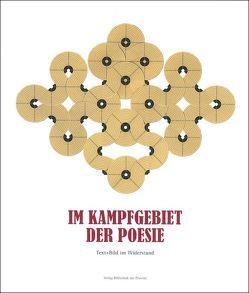 Im Kampfgebiet der Poesie von Kleinlercher,  Toni, Pölzl,  Birgit, Rauchenberger,  Johannes