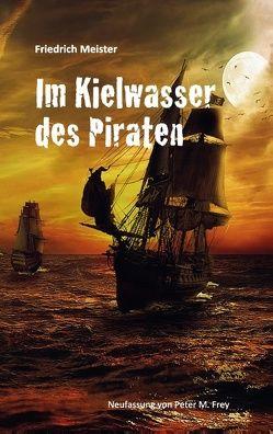 Im Kielwasser des Piraten von Frey,  Peter M., Meister,  Friedrich