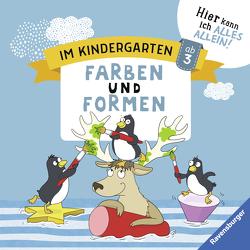Im Kindergarten: Farben und Formen von Jebautzke,  Kirstin, Koppers,  Theresia