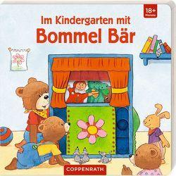 Im Kindergarten mit Bommel Bär von Német,  Andreas, Schmidt,  Hans-Christian, Schuld,  Kerstin M.