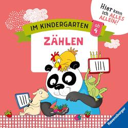 Im Kindergarten: Zählen von Jebautzke,  Kirstin, Koppers,  Theresia