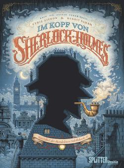 Im Kopf von Sherlock Holmes von Dahan,  Benoit, Liéron,  Cyril