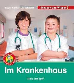 Im Krankenhaus von Kraemer,  Sibylle, Schubert,  Ulli